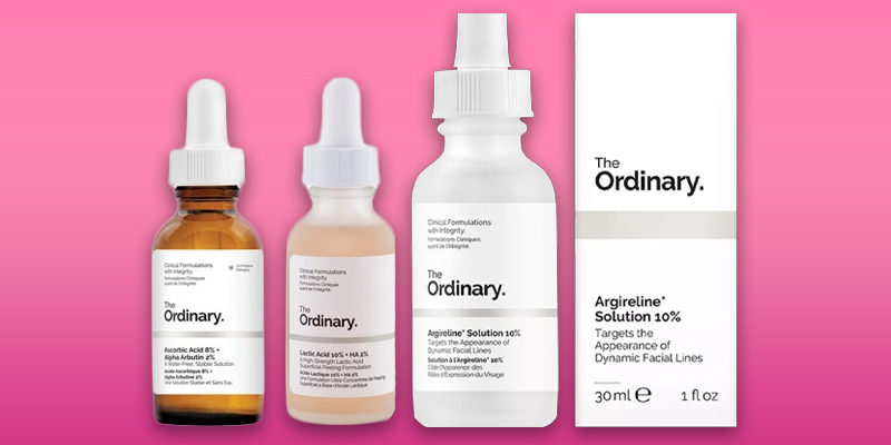 The Ordinary's Oily skin products for you!