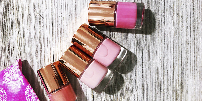 Exciting Colors of Nail Polish- Just for You